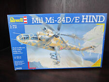 REVELL 1:72 Mil Mi-24D/E Hind - 04405 scale kit NEW sealed helicopter