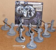 Blighted Nyss Legionnaires x10 Unit Hordes Legion of Everblight metal mk3 mkIII