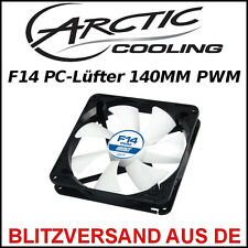 [Arctic Cooling ™] f14 140mm carcasa PWM-ventilador/fan → 14cm case radiador PC