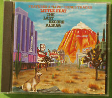 LITTLE FEAT : The last record album