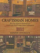 Craftsman Homes: More than 40 Plans for Building Classic Arts & Crafts-Style Cot
