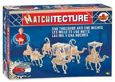 Matchitecture 6624 1,000 & 1 Nights Matchstick Model Kit Free Tracked 48 Post