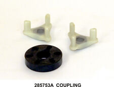 Whirlpool Factory OEM Part 285753A Direct Drive Washing Machine Motor Coupler