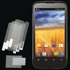 3x CLEAR PET Screen Protector for ZTE Blade 3