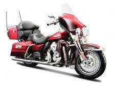 Maisto 1:18 Harley Davidson 2013 FLHTK Electra Glide MOTORCYCLE BIKE Model NIB
