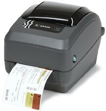 NEW Zebra GX430T Thermal USB Parallel Serial POS Label Printer (GX43-102510-000)