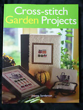 CROSS-STITCH GARDEN PROJECTS - Projects & Charted Designs