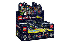 LEGO - Series 14 MONSTERS Minfigures (71010) - SEALED Box of 60 CMF