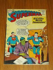 SUPERMAN #143 VF- (7.5) DC COMICS FEBRUARY 1961