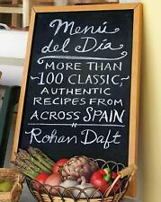 Menu Del Dia: More Than 100 Authentic, Classic Recipes From Across Spa-ExLibrary