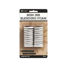 Ranger Tim Holtz Mini Ink BLENDING FOAM Replacements Package of 20 Applicator