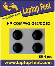 Laptop  HP COMPAQ rubber feet G62/CQ62 compatible kit (4 pcs self adh by 3M)