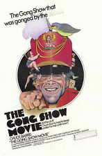 THE GONG SHOW MOVIE Movie POSTER 11x17 Chuck Barris Robin Altman Mabel King