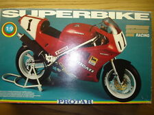 Protar 1:9 Scale Ducati Desmo 851 Racing Model Kit New - Made in Italy