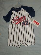 NEW FISHER-PRICE CREEPER INFANT BOYS SIZE 0/3 MO'S,,