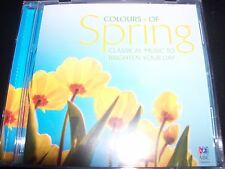 Colours Of Spring Classical Music To Brighten Your Day ABC Classics CD - New