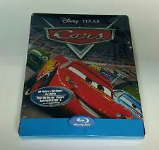 Disney CARS Blu-ray STEELBOOK [Future Shop Canada] Brand New / MINT / LAST COPY!