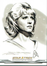STAR TREK 40TH ANNIVERSARY ARTIFEX BRIDGE CREW FP8