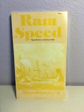 "Metagaming ""Ram Speed"" MicroHistory #2 Naval Warfare game NOS IN SHRINK"