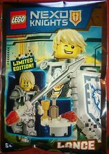 Lego Nexo Knights 271601 Lance Limited Edition Nuevo New Exclusive Rare