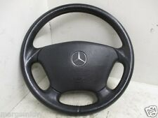 MERCEDES ML W163 (FITS VARIOUS) LEATHER STEERING WHEEL A2202980889 / A1634600198