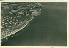 1940 Professional Aerial  Photo Site of Sheboygan s Wisconsin Oil Refinery WP-1
