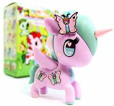 "Tokidoki Unicorno Series 4 LILY Butterfly 3"" Mini Vinyl Figure Blind Box"