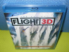 THE ART OF FLIGHT -  3D   - BLU-RAY - NUEVA - SNOWBOARD