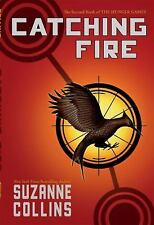 Hunger Games Trilogy: Catching Fire  by Suzanne Collins (Paperback)
