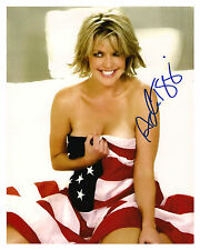 "*AMANDA TAPPING* ""From Stargate/Supernatural/Sanctuary"" Autographed 8x10 RP*"