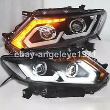 2014-2016 Year LED Turn Light For NISSAN X-Trail Rogue LED Strip U Front Lamp LD