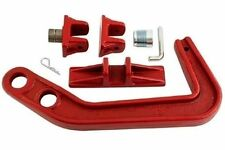 POWER-TEC 91073 VEHICLE PULLING HOOK CLAMP SET BODY REPAIR ADAPTOR SET