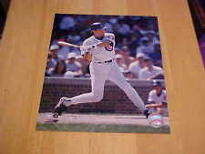 Ryne Sandberg Cubs Officially LICENSED 8x10 Color Photo  FREE SHIPPING 3/MORE