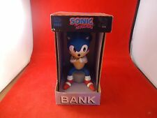 Sonic the Hedgehog Piggy Coin Bank Retro 1994 Sega Genesis BRAND NEW in Box