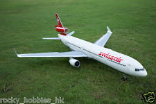 MD11 Fiberglass 70mm X 2 Wingspan 1500mm EDF Scale RC Airline same 737 747 A330