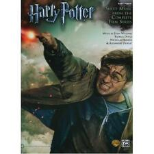 Harry Potter - Sheet Music From The Complete Film Series - Easy Piano Version