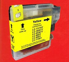 WB0980Y CARTUCCIA Giallo COMPATIBILE x BROTHER  DCP-585CW DCP-6690CW MFC-490CW