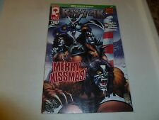 KISS 4K Comic 2007 - MERRY KISSMAS!