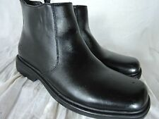 Skechers KINO-RENSEN Men's Formal Dress Boot Shoes BLACK 64158BLK size 8.5