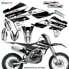 2016 YAMAHA WR 450F GRAPHICS KIT WR450F 450 F DECO DECALS STICKERS SENGE