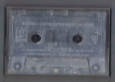 Stryper Limited Edition Words and Music (1991, Cassette, Hollywood Records)