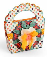 Sizzix Bigz XL Scallop Handle Bag die #659721 Retail $39.99 by Lori Whitlock
