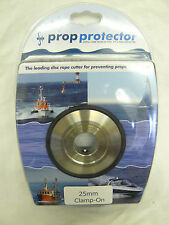 PROP PROTECTOR  SHAFT DISC ROPE CUTTER-  25MM CLAMP ON TYPE