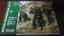 Revell 02614  German Tank Crew 1934-1945  1/35 scale.