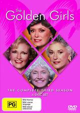 The Golden Girls: Season 3 * NEW DVD *