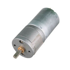 High Torque 500RPM 12V DC Electric Gear Box Motor for Engine DIY Toys