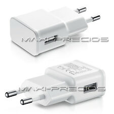 CARGADOR 2A 2000MAH RED CASA PARED USB LG NEXUS 5 4 BLANCO