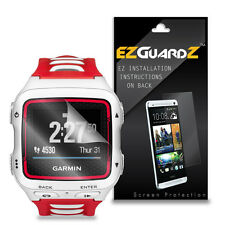 3X EZguardz LCD Screen Protector Skin Cover HD 3X For Garmin Forerunner 920XT