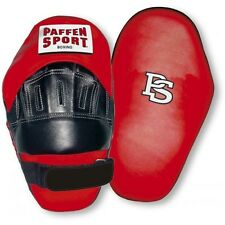 Coach Ball-Pad Pratze, Paffen Sport. Ochsenleder.Kickboxen, Boxen, Muay Thai,MMA