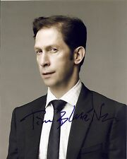 TIM BLAKE NELSON GENUINE AUTHENTIC SIGNED 10X8 PHOTO AFTAL & UACC B